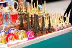 башня сувениров eiffel Стоковое Фото