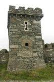 Башня сумасбродства, преобразованная к коробочке для таблеток с лазейками Стоковая Фотография