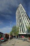 Башня слоев в слоне и замке Стоковые Фото