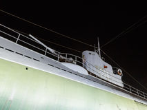 Башня с оружием корабля Стоковые Фото