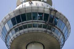 Башня с уровнем замечания Стоковое Изображение