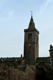 Башня с часами в ` s Шотландии St Andrew Стоковое Изображение RF