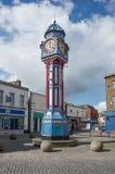 Башня с часами городка Sheerness стоковые фотографии rf