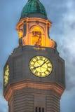 Башня с часами муниципалитета, Буэнос-Айрес стоковая фотография