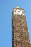 Башня с часами Туниса Стоковое фото RF