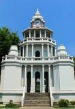 Башня с часами стоковые изображения