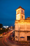 Башня с часами Стоковые Фотографии RF