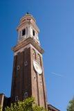 Башня с часами Стоковое Фото