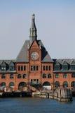 Башня с часами Стоковое фото RF