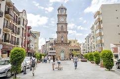 Башня с часами, Canakkale, Турция Стоковые Изображения