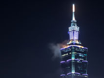 Башня Тайбэя 101, Тайвань Стоковые Фотографии RF