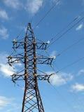 башня тангенса Стоковая Фотография