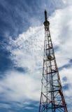 Башня ТВ Стоковые Изображения
