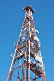 башня телевидения Стоковое фото RF