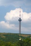 башня телевидения Стоковая Фотография RF