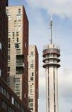 башня телекоммуникаций Стоковые Фото