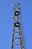 башня телефона стоковая фотография rf