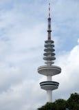 башня телевидения hamburg стоковая фотография