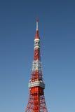 башня токио голубого неба Стоковые Фотографии RF