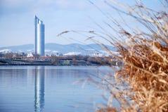 башня тысячелетия Стоковое Изображение