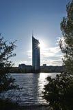 Башня тысячелетия Стоковые Изображения RF