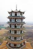 башня фарфора стоковое изображение