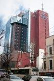 Башня фондовой биржи Бухареста Стоковая Фотография
