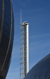 Башня центра науки Глазго Стоковая Фотография