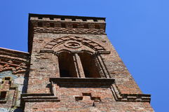 Башня церков в Европе стоковое фото