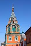 башня церков колокола правоверная Стоковые Изображения