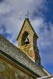 башня церков колокола старая Стоковая Фотография