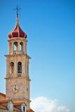 башня церков колокола Стоковое Изображение