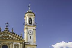 башня церков колокола старая Стоковое фото RF