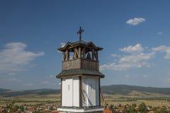 башня церков колокола старая Стоковые Изображения RF