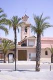 башня церков колокола Стоковые Фото