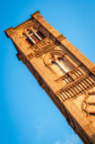 Башня церков Сан Francesco, болонья Италия Стоковое фото RF