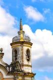 башня церков старая Стоковая Фотография RF