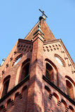 башня церков Стоковая Фотография RF