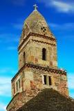 Башня церков Densus Стоковые Изображения