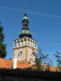 Башня церков Wenceslas Святого Стоковая Фотография