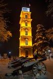 Башня часов Бурсы Стоковое Изображение