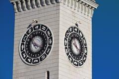 Башня часов в Сочи Стоковые Фотографии RF