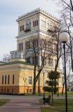 Башня часов дворца. Стоковое Фото