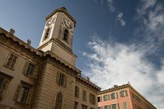 башня часов славная Стоковое Изображение
