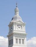 башня часов церков историческая Стоковое Изображение