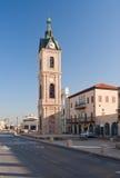 Башня часов Яффы Стоковое Фото