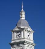 башня часов Стоковая Фотография