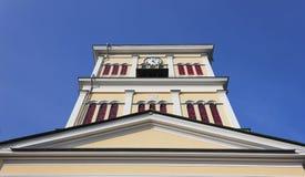 Башня часов. Стоковые Изображения RF