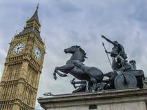 башня часов ben большая стоковые фотографии rf