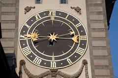 Башня часов; Bern Стоковые Изображения RF